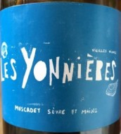 Les Yonnieres Muscadet